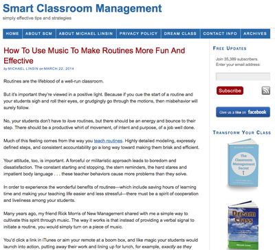 Smart Classroom Management